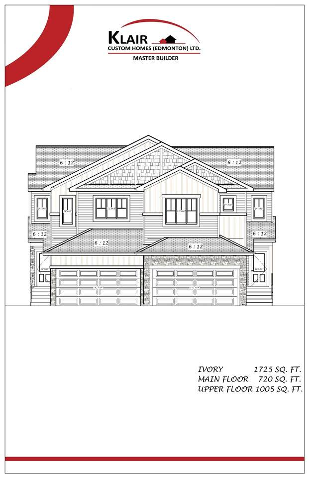 7251 Chivers Place, Edmonton, AB T6W 4L4 (#E4215486) :: The Foundry Real Estate Company