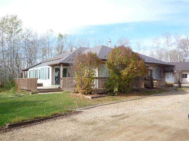 43 Pine Grove ES, Athabasca Town, AB T9S 2B3 (#E4216103) :: Initia Real Estate