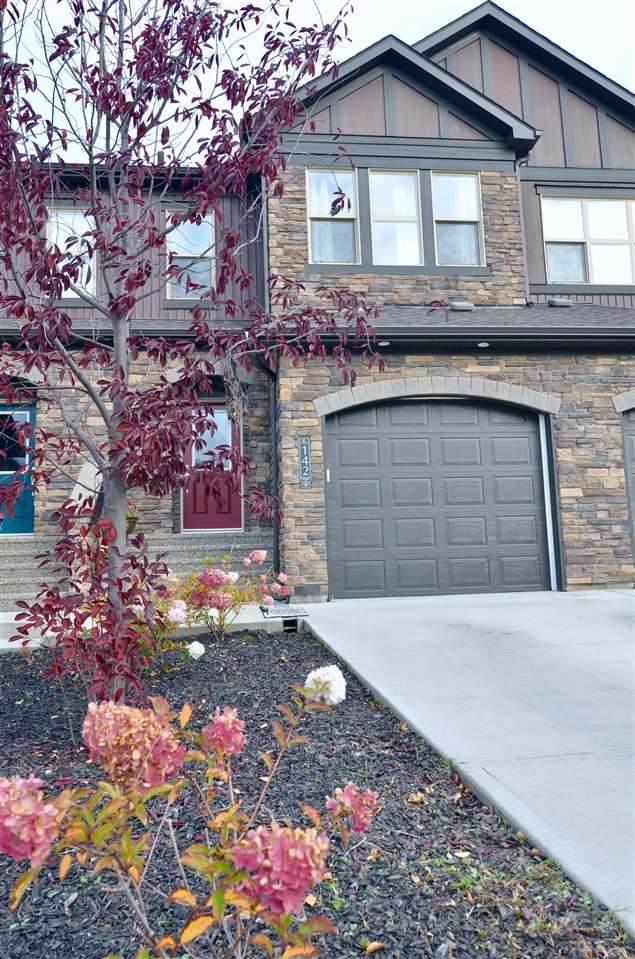 142 Gilmore Way, Spruce Grove, AB T7X 0M5 (#E4217565) :: Initia Real Estate