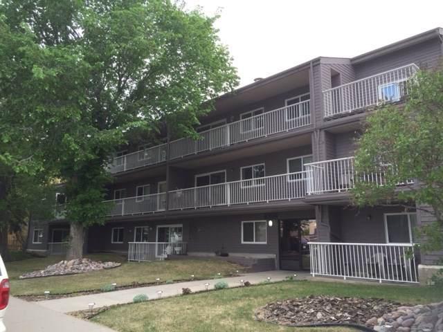 205 10111 160 Street, Edmonton, AB T5P 3E8 (#E4218222) :: Initia Real Estate