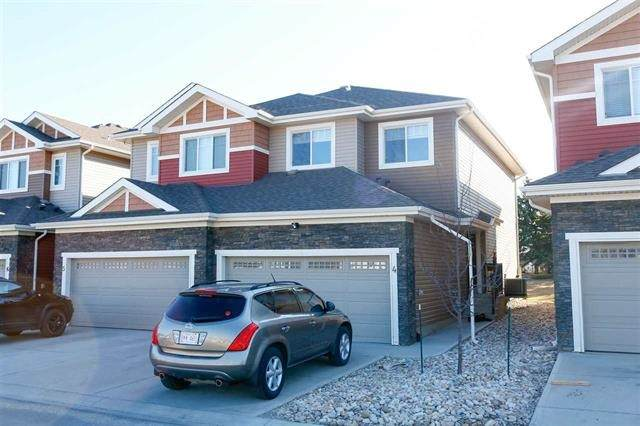 4 94 Longview Drive S, Spruce Grove, AB T7X 0W3 (#E4218716) :: The Foundry Real Estate Company