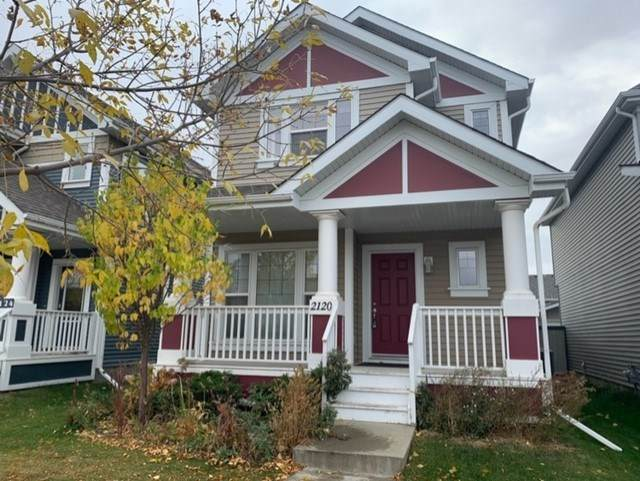 2120 74 Street, Edmonton, AB T6X 0L6 (#E4219093) :: The Foundry Real Estate Company