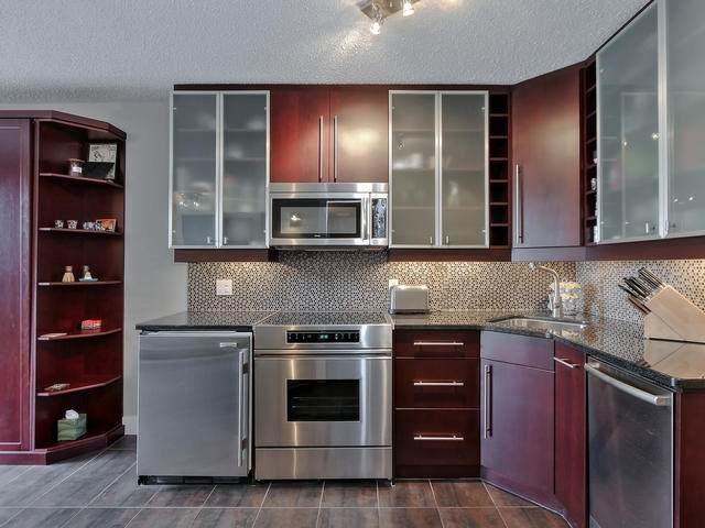 303 11503 100 Avenue, Edmonton, AB T5K 2K7 (#E4219225) :: The Foundry Real Estate Company