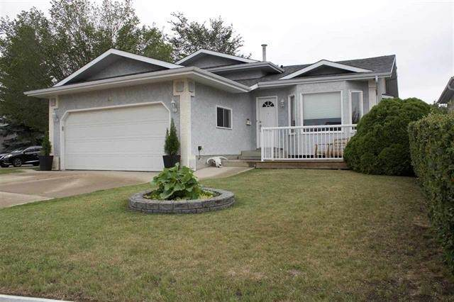 28 Parkhill Crescent, Wetaskiwin, AB T9A 3J8 (#E4221082) :: RE/MAX River City