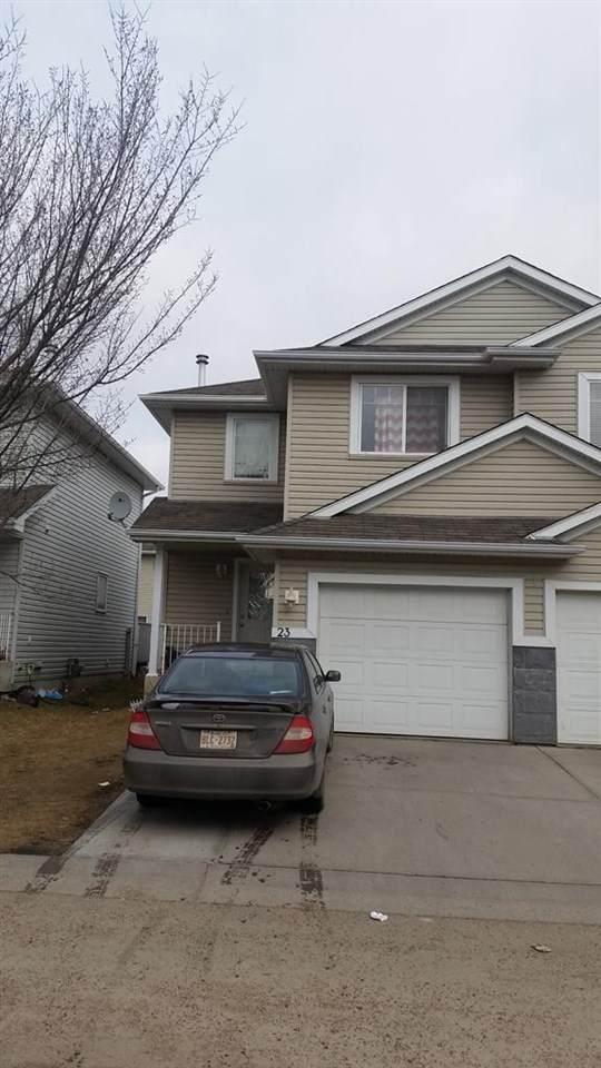 23 4350 23 Street, Edmonton, AB T6T 1X8 (#E4221335) :: The Foundry Real Estate Company