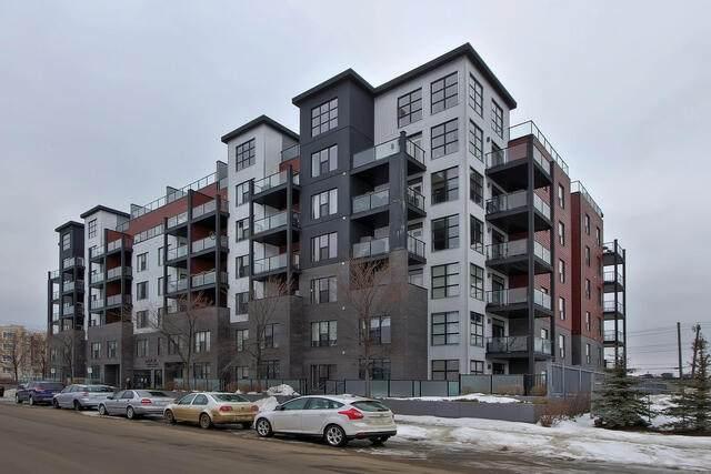 413 10518 113 Street, Edmonton, AB T5H 3H5 (#E4221416) :: RE/MAX River City