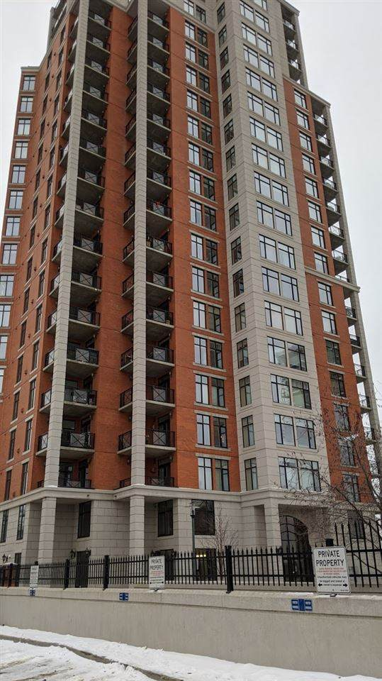 1107 9020 Jasper Avenue, Edmonton, AB T5H 3S8 (#E4221448) :: The Foundry Real Estate Company