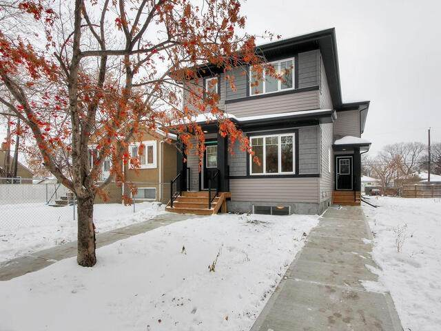 1 12345 90 Street, Edmonton, AB T5B 3Z6 (#E4221798) :: The Foundry Real Estate Company