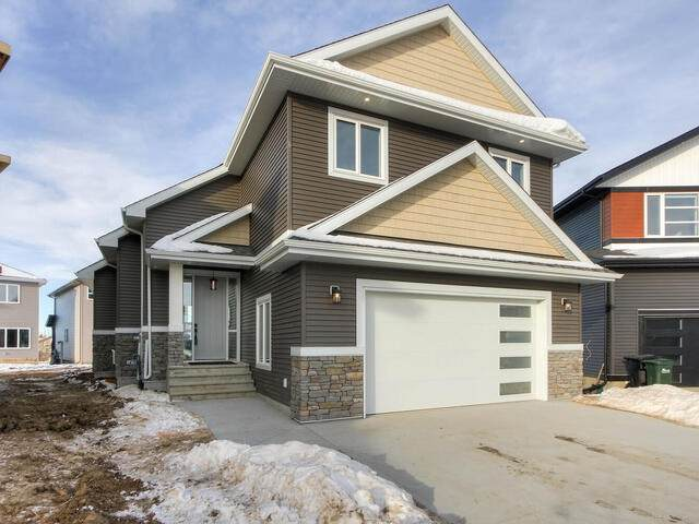 18 Combine Court, Ardrossan, AB T8E 0B1 (#E4222605) :: The Foundry Real Estate Company