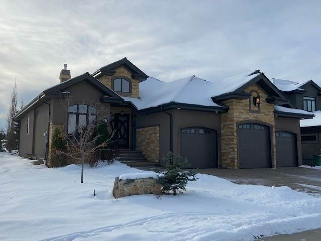 7 Kingsmeade Crescent, St. Albert, AB T8N 4C8 (#E4223824) :: The Foundry Real Estate Company