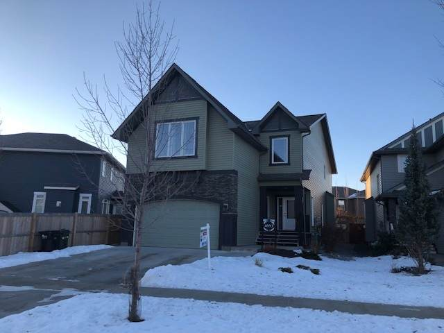 4093 Summerland Drive, Sherwood Park, AB T8H 0R1 (#E4224092) :: The Foundry Real Estate Company