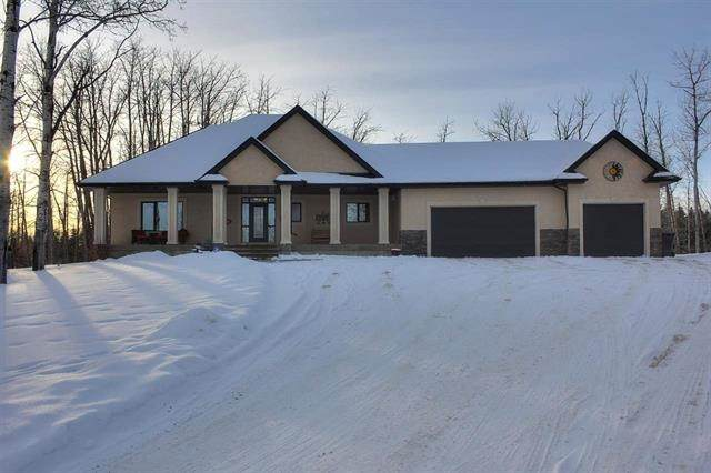 5 53305 RGE RD 273, Rural Parkland County, AB T7X 3N3 (#E4224170) :: The Foundry Real Estate Company
