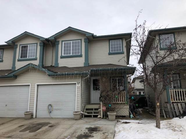 45 2004 Grantham Court, Edmonton, AB T5T 3X4 (#E4224319) :: The Foundry Real Estate Company