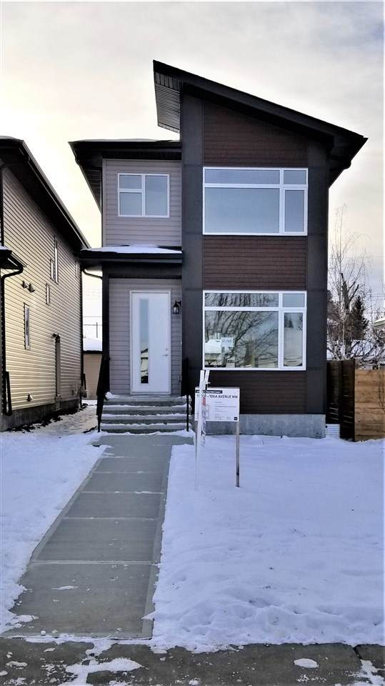 15769 106A Avenue, Edmonton, AB T5P 0X2 (#E4224396) :: The Foundry Real Estate Company
