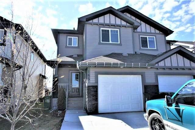 165 Santana Crescent, Fort Saskatchewan, AB T8O 0T2 (#E4224824) :: RE/MAX River City