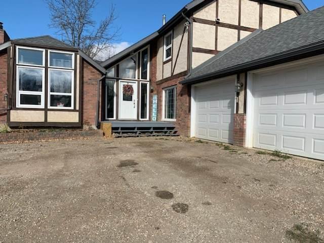 0 2428 TWP ROAD 540, Rural Lac Ste. Anne County, AB T0E 1V0 (#E4225199) :: The Foundry Real Estate Company