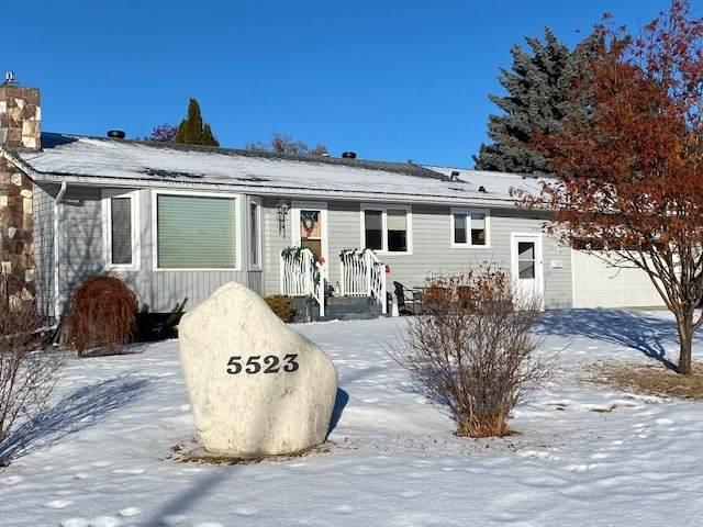 5523 55A Street, Wetaskiwin, AB T9A 2A7 (#E4225535) :: The Foundry Real Estate Company
