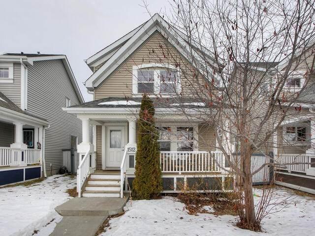 1512 70 Street SW, Edmonton, AB T6X 0H3 (#E4225819) :: The Foundry Real Estate Company