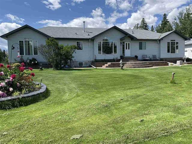 5004 60 Avenue, Rural Wetaskiwin County, AB T0C 2C0 (#E4226500) :: Initia Real Estate