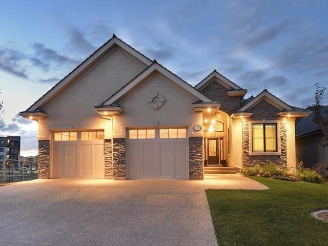 1188 Adamson Drive, Edmonton, AB T6W 0V4 (#E4226534) :: RE/MAX River City