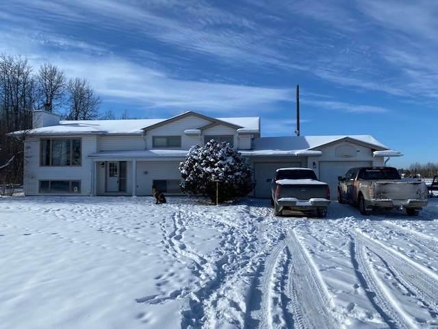 49406 Range Road 81, Rural Brazeau County, AB T7A 2A3 (#E4228235) :: RE/MAX River City