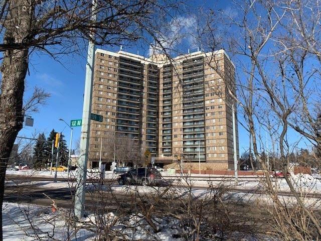 1508 13910 Stony_Plain Road, Edmonton, AB T5N 3R2 (#E4228451) :: RE/MAX River City