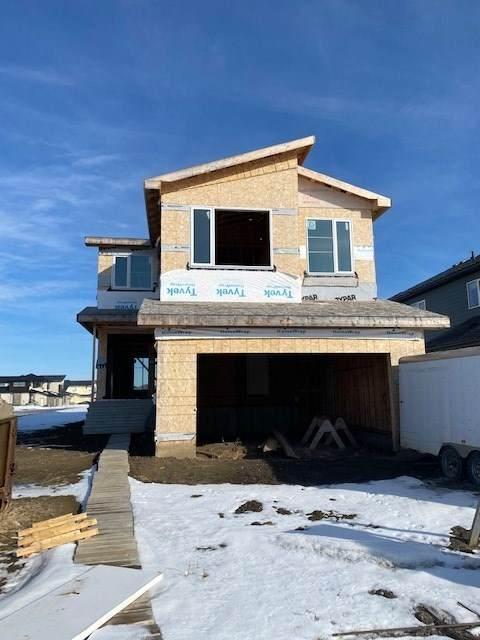 3006 64 Avenue NE, Rural Leduc County, AB T4X 0X9 (#E4232249) :: Initia Real Estate