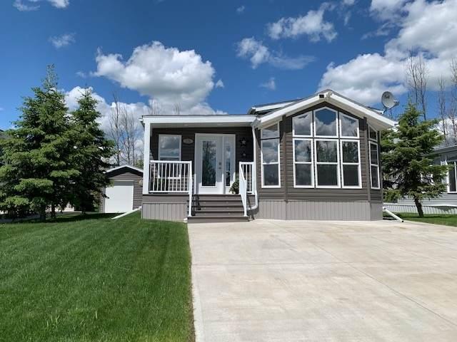 53126 Rr 70, Rural Parkland County, AB T0E 0W0 (#E4233196) :: Initia Real Estate