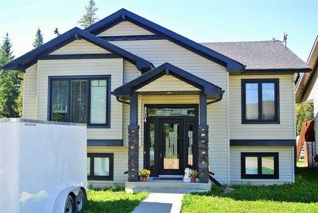 4804 53 Street, Glendon, AB T0A 1P0 (#E4234474) :: Initia Real Estate