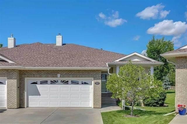 104 41 Woods Crescent, Leduc, AB T9E 8K8 (#E4235020) :: Initia Real Estate
