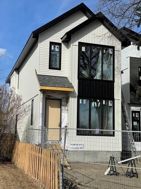 9108 64 Avenue, Edmonton, AB T6E 0H7 (#E4235254) :: Initia Real Estate