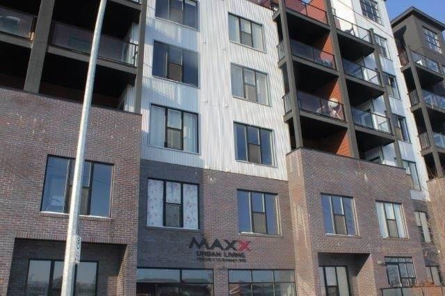 610 10518 113 Street, Edmonton, AB T5H 0C6 (#E4235726) :: Initia Real Estate