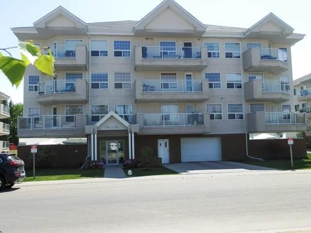 306 1605 7 Avenue, Cold Lake, AB T9M 0A6 (#E4235952) :: Initia Real Estate