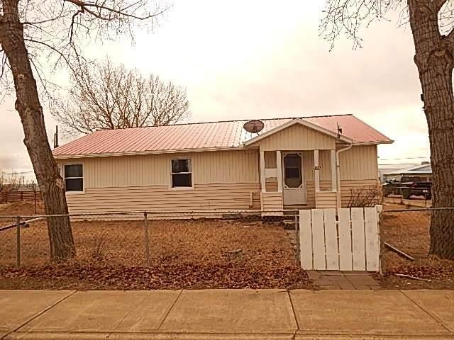 4630 Windsor Avenue, Coronation, AB T0C 1C0 (#E4236419) :: Initia Real Estate
