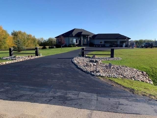 430 50450 RGE RD 234, Rural Leduc County, AB T4X 0S1 (#E4236576) :: Initia Real Estate