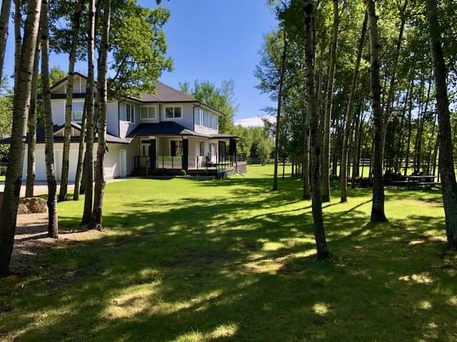 90 47411 Rge Rd 14, Rural Leduc County, AB T0C 2P0 (#E4237733) :: Initia Real Estate