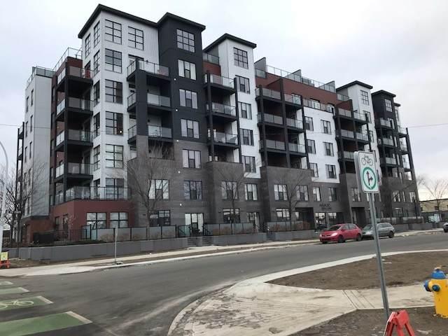 401 10518 113 Street, Edmonton, AB T5H 3H5 (#E4237847) :: RE/MAX River City