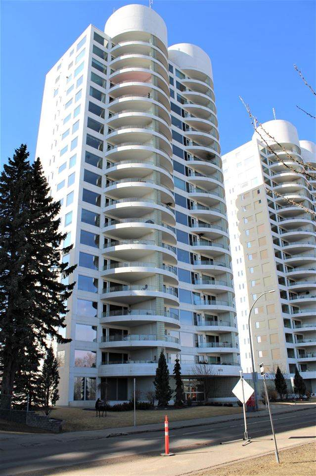 302 10721 Saskatchewan Drive NW, Edmonton, AB T6E 6J5 (#E4237936) :: The Foundry Real Estate Company