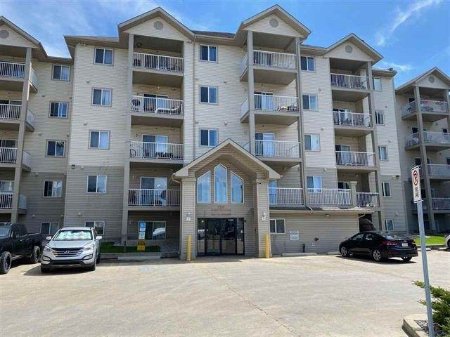 216 7511 171 Street NW, Edmonton, AB T5T 6S7 (#E4238888) :: RE/MAX River City