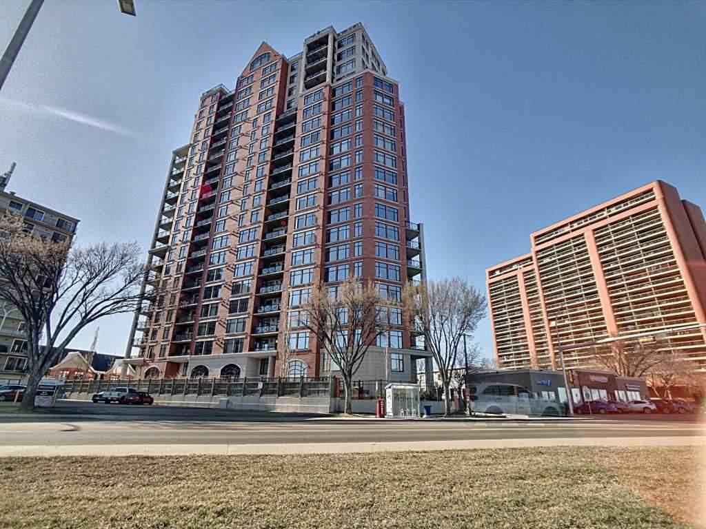 1101 - 9020 Jasper Avenue - Photo 1