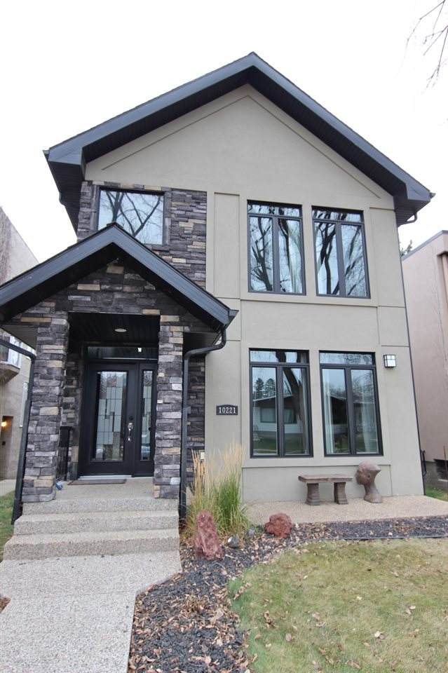 10221 88 Street, Edmonton, AB T5H 1P4 (#E4238950) :: RE/MAX River City