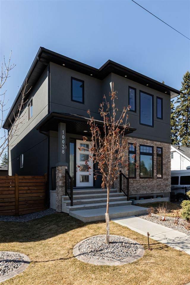 10038 142 Street NW, Edmonton, AB T5N 2N5 (#E4239163) :: Initia Real Estate