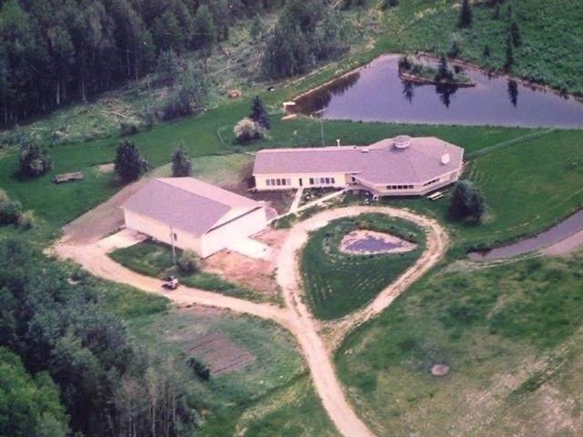 662071 Rr 13, Rural Lesser Slave River M.D., AB T0G 0Z0 (#E4240632) :: The Foundry Real Estate Company