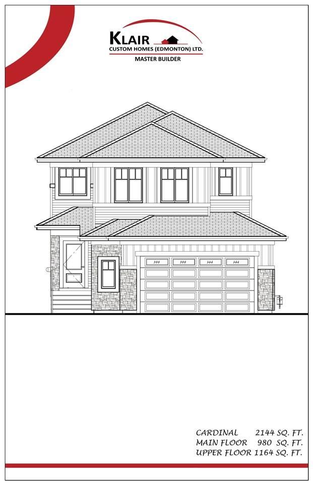 304 West Haven Drive, Leduc, AB T9E 1B6 (#E4240701) :: Initia Real Estate