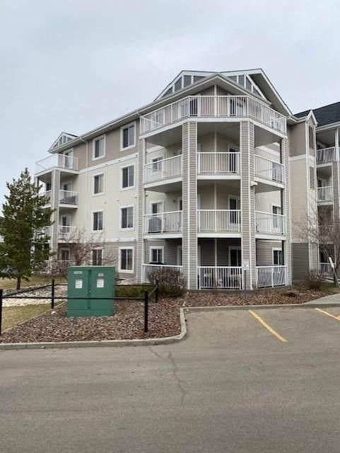 302 4407 23 Street NW, Edmonton, AB T6T 0B6 (#E4240859) :: Initia Real Estate