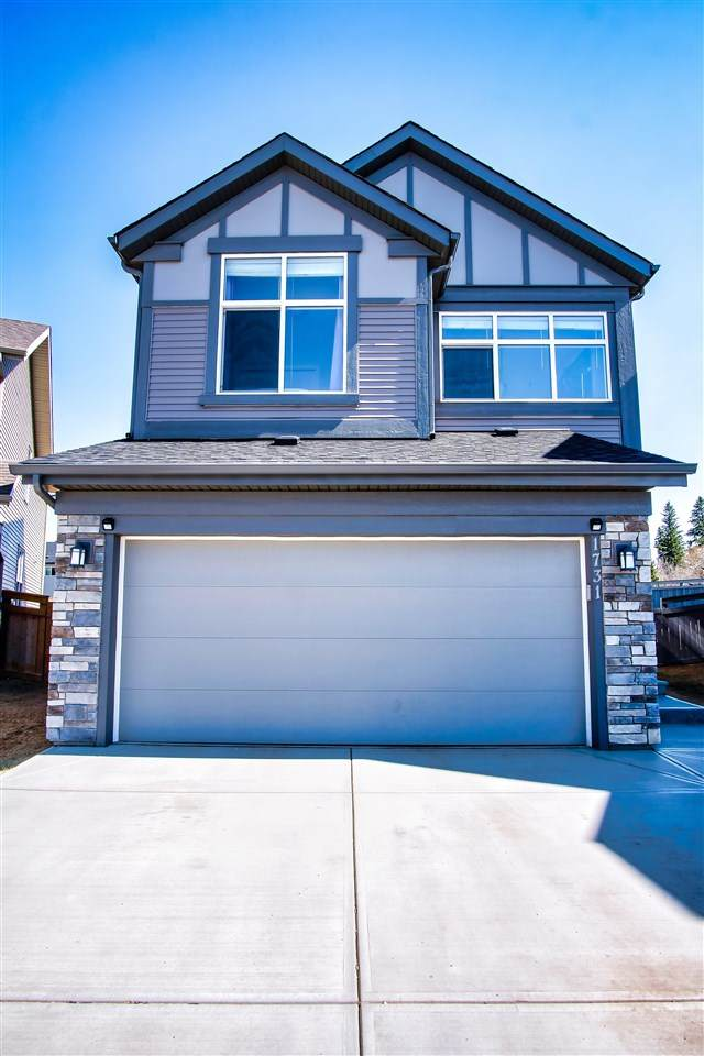 1731 Dumont Crescent, Edmonton, AB T6W 3J2 (#E4240881) :: The Good Real Estate Company