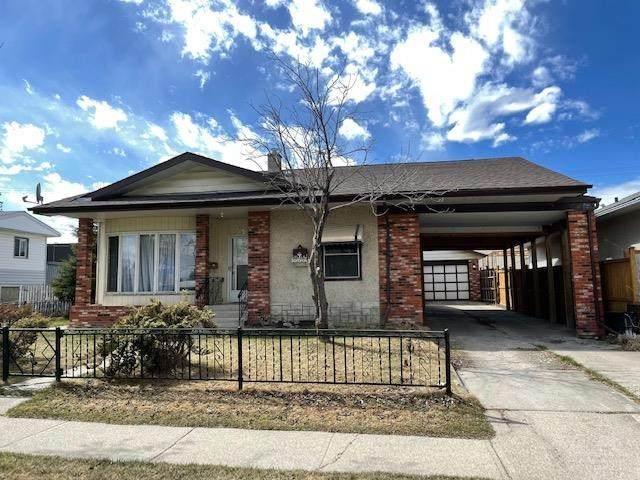 5024 49 Street, Drayton Valley, AB T7A 1C9 (#E4241402) :: Initia Real Estate