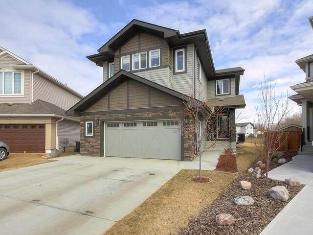 1079 South Creek Wynd, Stony Plain, AB T7Z 0L1 (#E4241445) :: Initia Real Estate