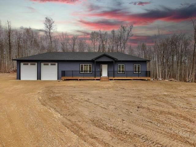 204 55108 RANGE ROAD 15, Rural Lac Ste. Anne County, AB T0E 1V0 (#E4241449) :: Initia Real Estate