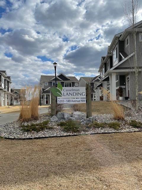 32-5203 149 Avenue NW, Edmonton, AB T5A 3S1 (#E4241941) :: The Good Real Estate Company